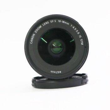canon 10-18 lens Sell Your Gadget