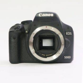 Canon 500D Sell Your Gadget