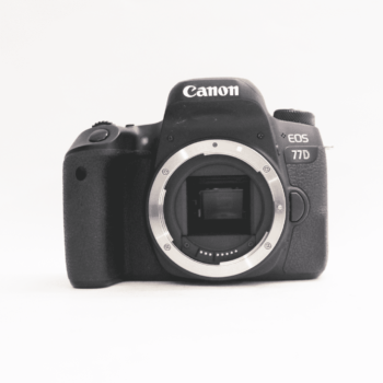 Canon 77D Sell Your Gadget