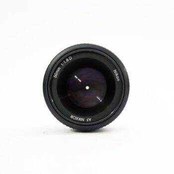 Nikon 50mm 1.8D Sell Your Gadget
