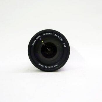 Sigma 18-200mm Sell Your Gadget