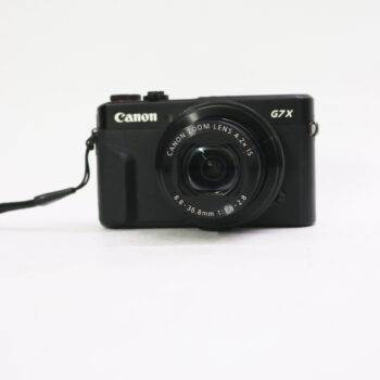 Canon Powershot G7X Mark II Sell Your Gadget