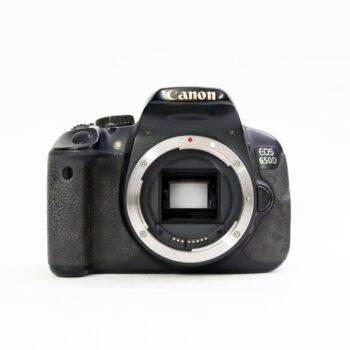 Canon 650D Sell Your Gadget