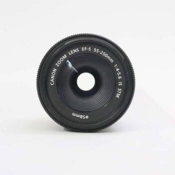 Canon 55-250mm IS STM Lens Sell Your Gadget