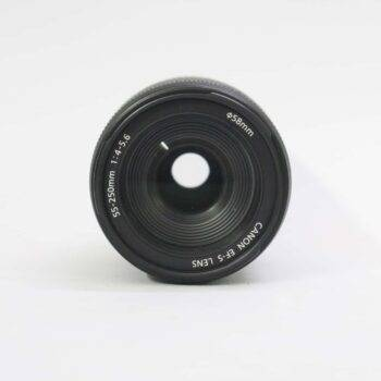 Canon 55-250mm IS I Lens Sell Your Gadget