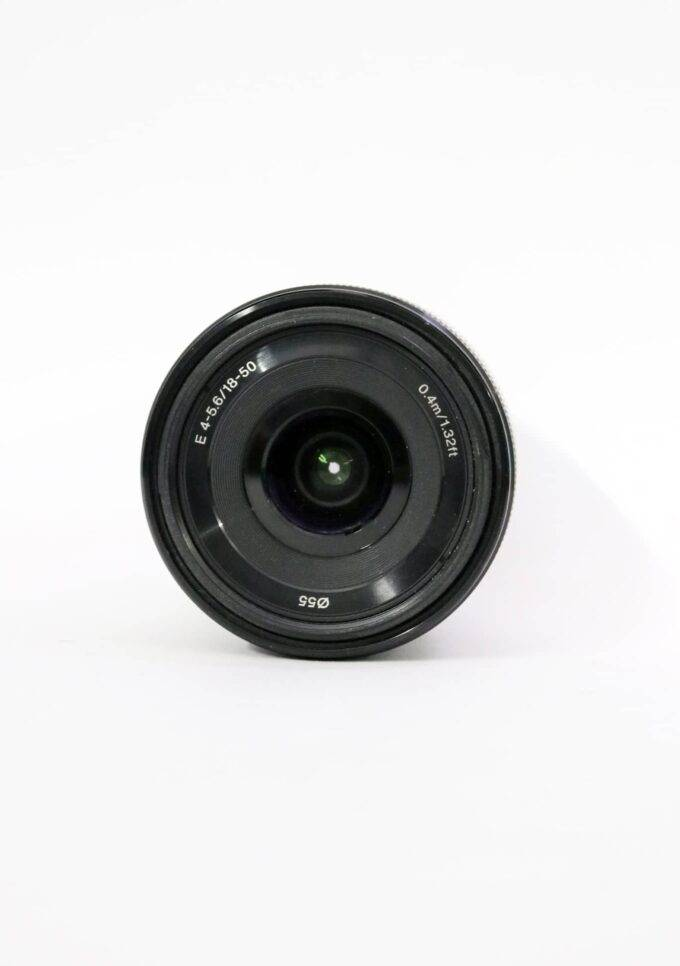 Sony 18-50mm Sell Your Gadget