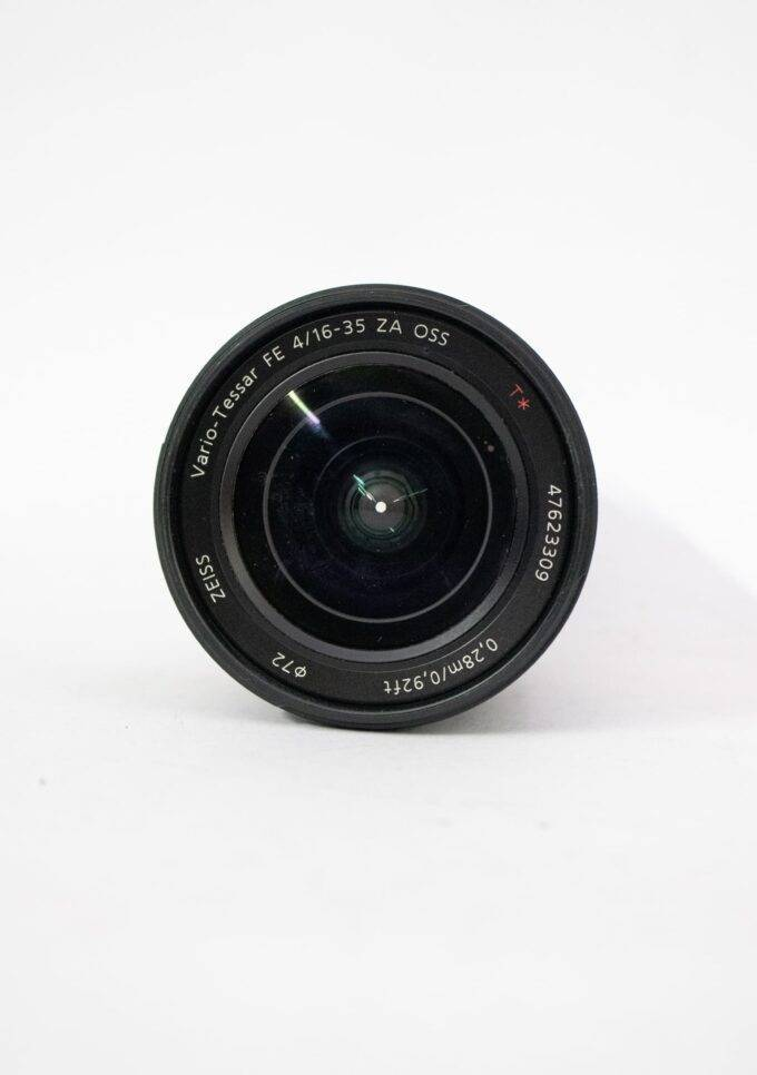 Sony 16-35mm Lens Sell Your Gadget