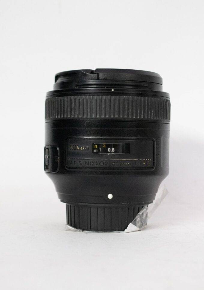 Nikon 85mm Lens Sell Your Gadget
